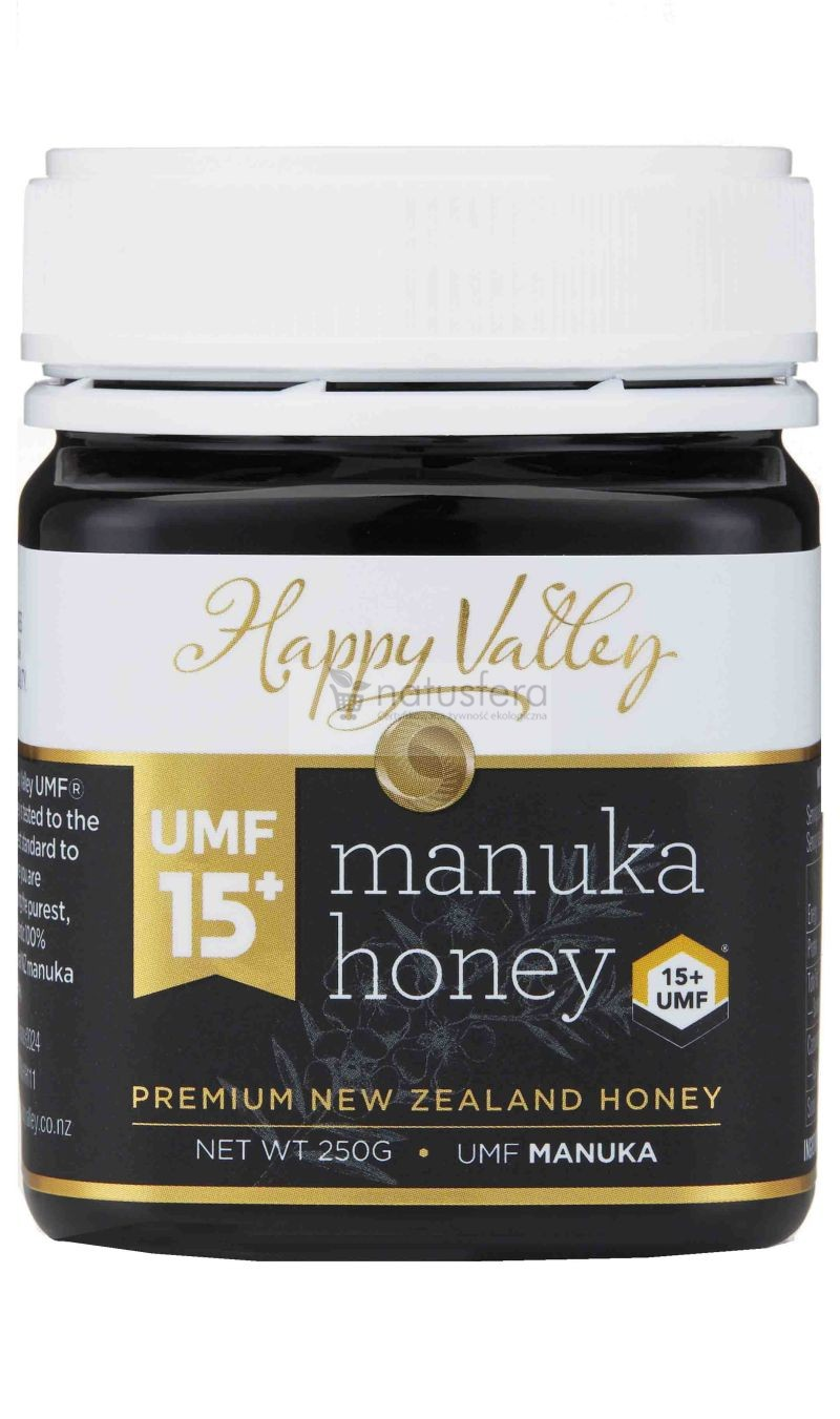 Miód Manuka Happy Valley UMF® 15+ (MG 514) - sklep internetowy - 250g