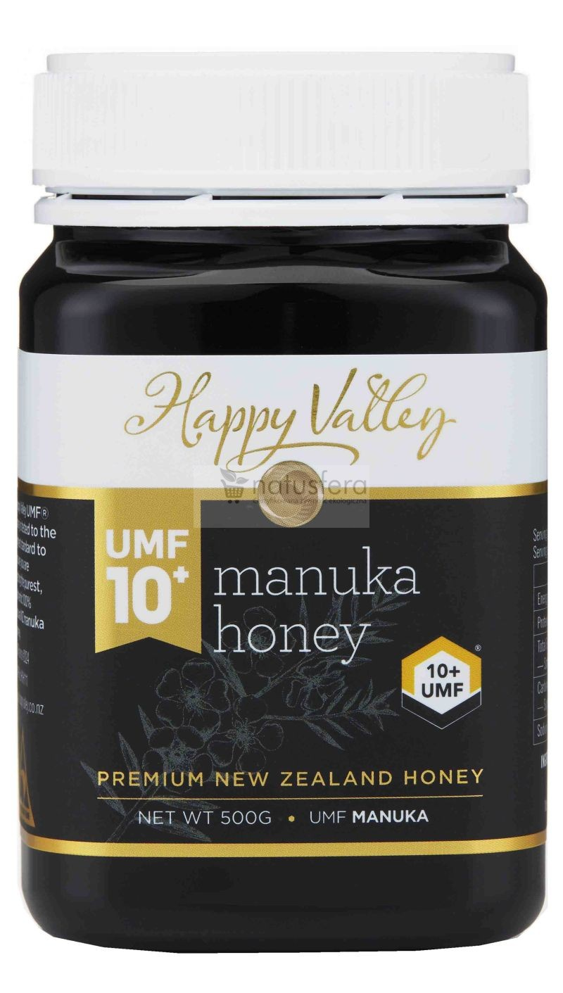 Miód Manuka Happy Valley UMF® 10+ (MG 263) - sklep internetowy - 500g