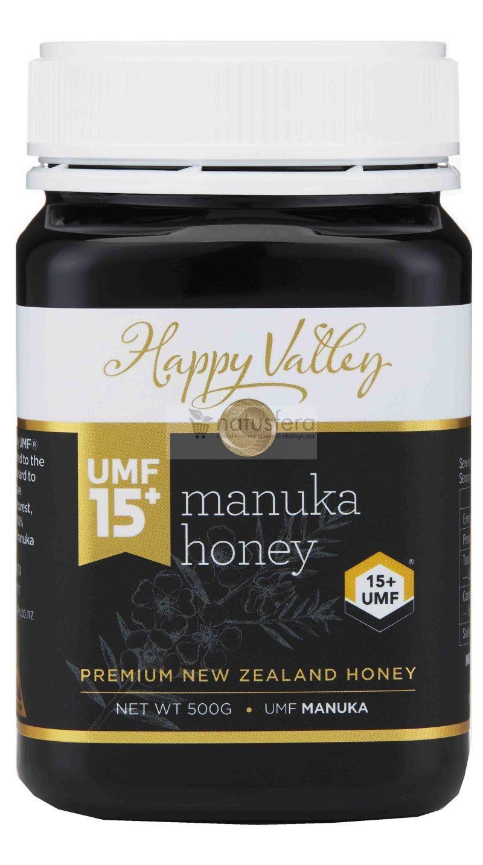 Miód Manuka Happy Valley UMF® 15+ (MG 514) - sklep internetowy - 500g