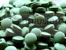 Spirulina- sklep internetowy - algi tabletki 500g ( kuracja na 6 miesięcy)