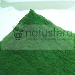 Spirulina w proszku BIO sklep internetowy - algi ekologiczne proszek - 500g